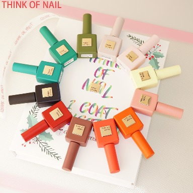 THINK OF NAIL 77 COLOR Christmas Collection