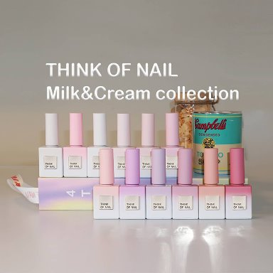 Milk&Cream collection